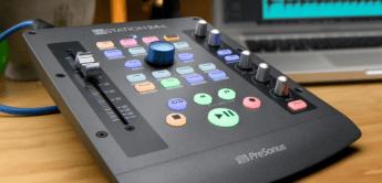 NAMM 2020: Presonus ioStation 24c, Audiointerface/DAW-Controller