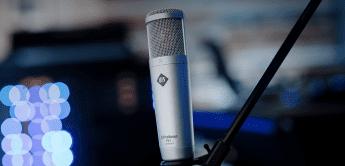 Test: PreSonus PX-1, Großmembran-Studiomikrofon