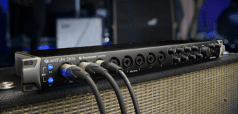 NAMM 2020: Presonus Thunderbolt-Interface Quantum 2626 kommt bald