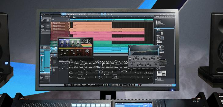 presonus studio one 5.1 daw update