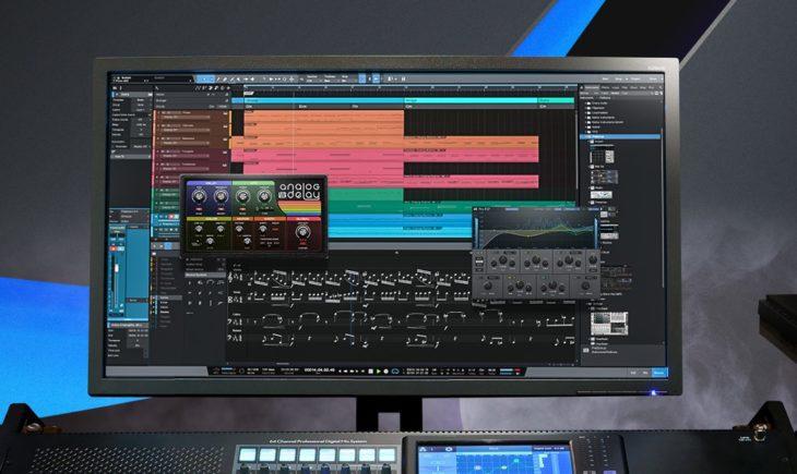 presonus studio one 5 daw