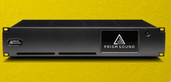 Dream ADA-128: Neuer Premium AD/DA-Wandler von Prism Sound