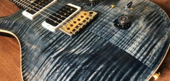 Test: PRS Custom 24 10Top, E-Gitarre