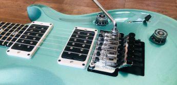 Test: PRS Custom 24 Floyd, E-Gitarre