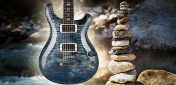 Test: PRS McCarty 594 Faded Whale Blue, E-Gitarre