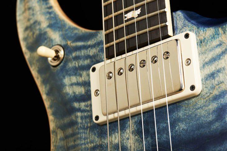PRS McCarty 594 Faded Whale Blue E-Gitarre 58/15 Pickup
