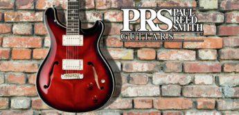 Test: PRS SE Hollowbody FR, E-Gitarre