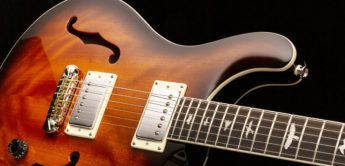 Test: PRS SE Hollowbody MT McCarty TSB, E-Gitarre