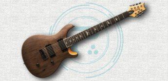 Test: PRS SE Mark Holcomb, E-Gitarre