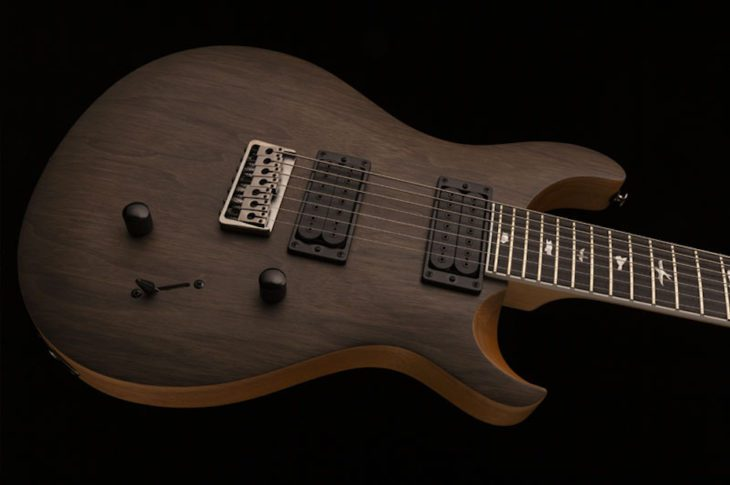 PRS SE Mark Holcomb Body II