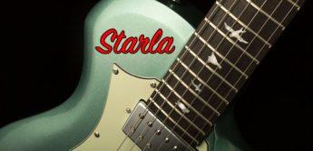Test: PRS SE Starla, E-Gitarre