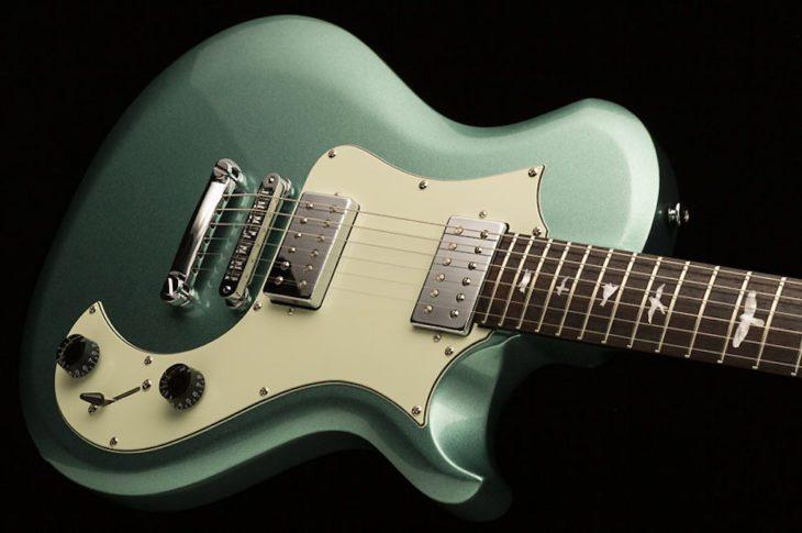 PRS SE Starla E-Gitarre Body 2