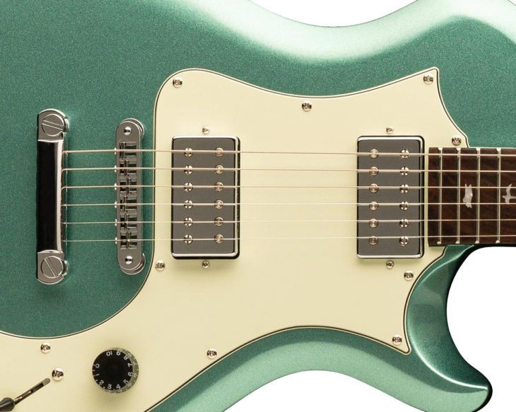PRS SE Starla E-Gitarre Pickups