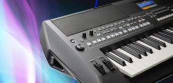 Yamahas neue Arranger Workstation PSR-SX600