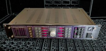 Zeitmaschine: Quantec QRS Room-Simulator, Reverb (1982)