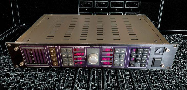 Quantec QRS Room-Simulator, Reverb (1982)