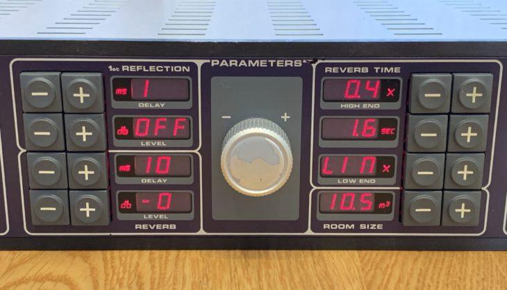 Quantec QRS Room-Simulator