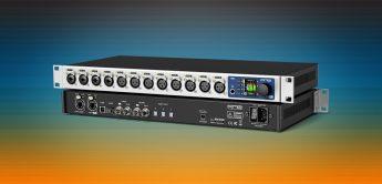 Test: RME 12Mic, Mikrofonvorverstärker mit Digitalwandler, AVB/MADI