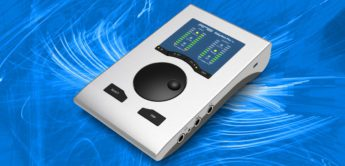 Test: RME Babyface Pro FS, USB 2.0 Audio-MIDI-Interface