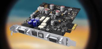 RME präsentiert das PCI-Express-Audiointerface HDSPe AIO Pro