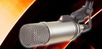 Test: RODE Broadcaster, Großmembran-Kondensatormikrofon