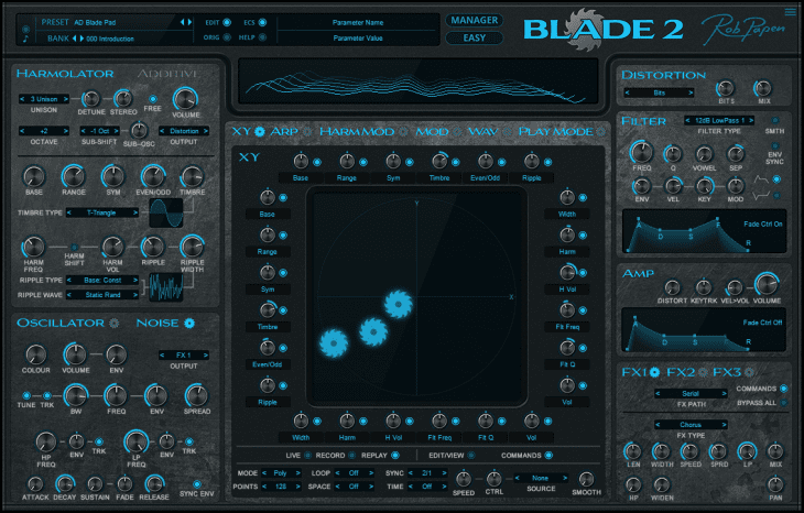 rob papen blade 2 synthesizer plugin