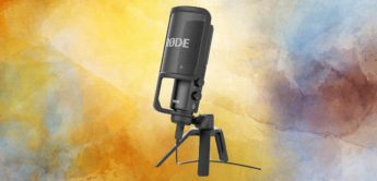 Test: Rode NT-USB, USB-Podcast-Mikrofon