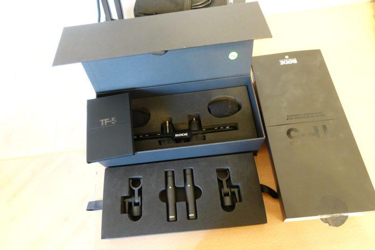 RODE TF-5 Verpackung