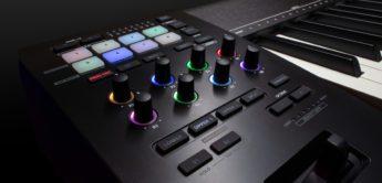 NAMM 2020: Roland A-88MKII MIDI-Controller ist bereit für MIDI 2.0
