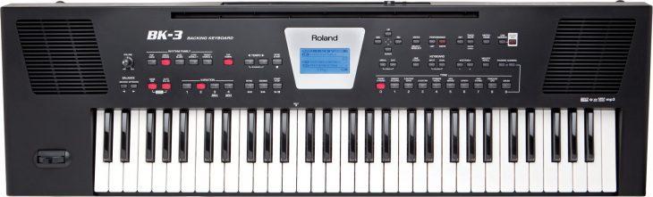 roland bk 3 test entertainer