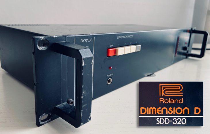 Roland Dimension D, Analog-Chorus (1979)