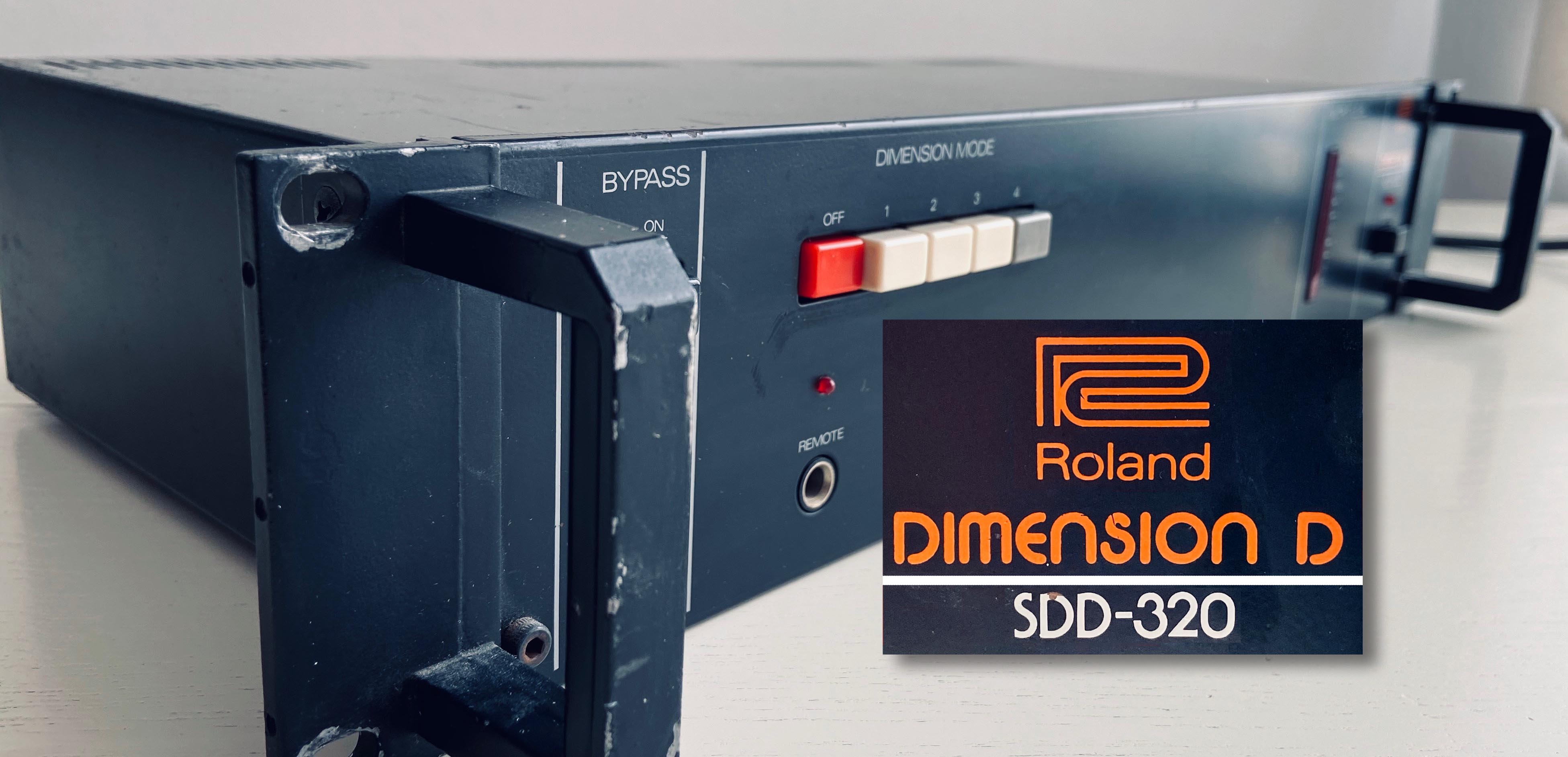 Roland Dimension D