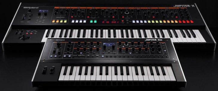Roland Jupiter-X & Jupiter-Xm