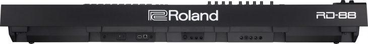 roland rd-88 test