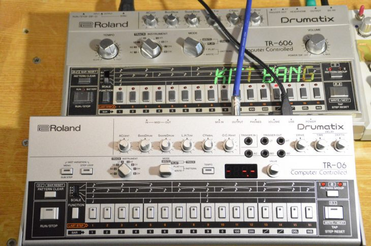 Roland TR-06 Boutique - A Nice Pair