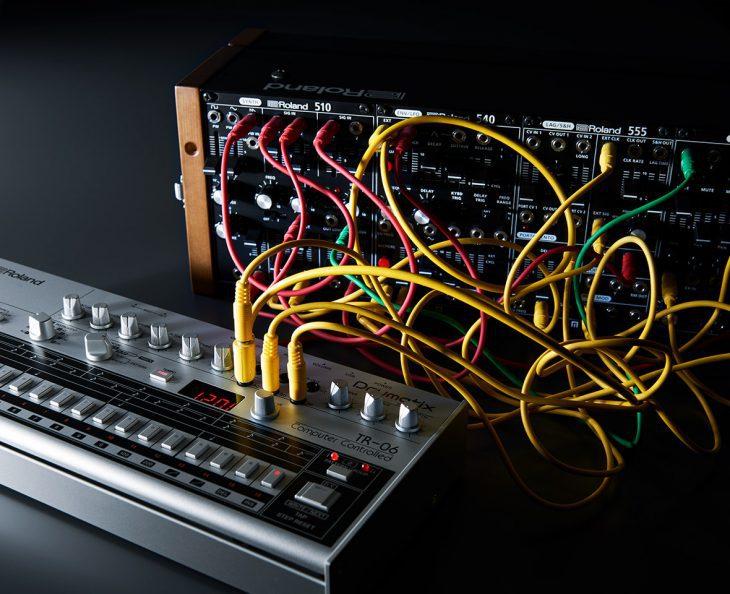 Roland TR-06 Boutique - versteht auch modular