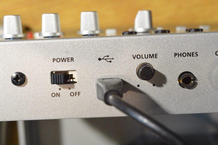 test Roland TR-06 Boutique - USB