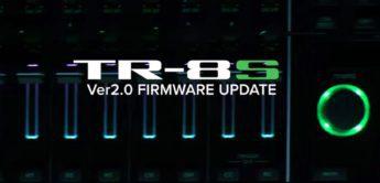 Roland TR-8S bekommt mit OS 2.0 einen FM-Generator