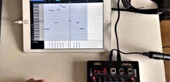 Ruismaker Drum Synth Oscillator für Korg NTS-1