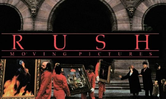 Making of: Rush Moving Pictures (1981)