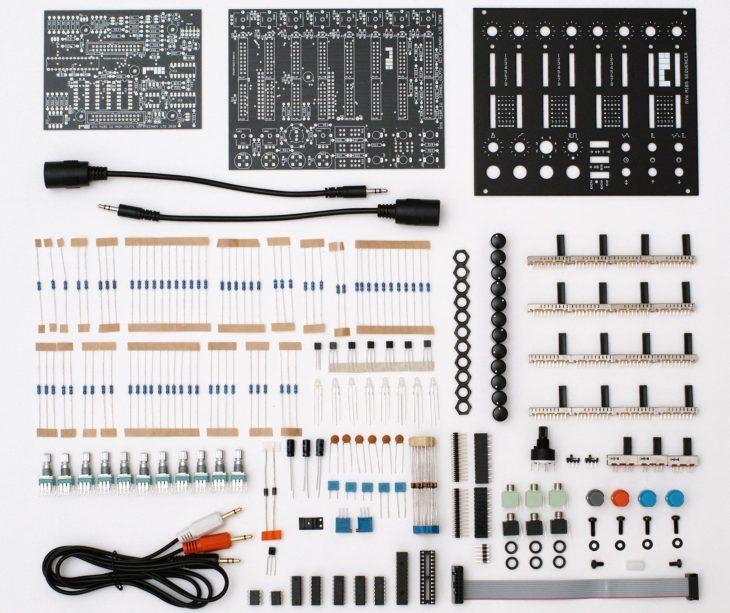 RYK Modular M185 sequencer kit