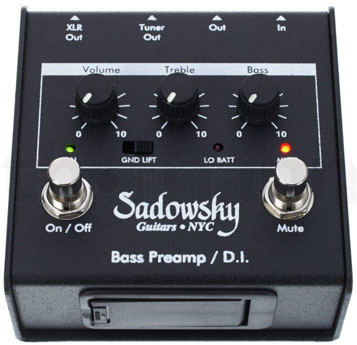 Im Test: Sadowsky SBP