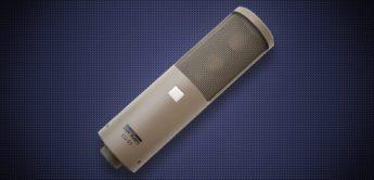 Test: Sanken CU-51, Kondensatormikrofon mit Doppelmembran-Kapsel