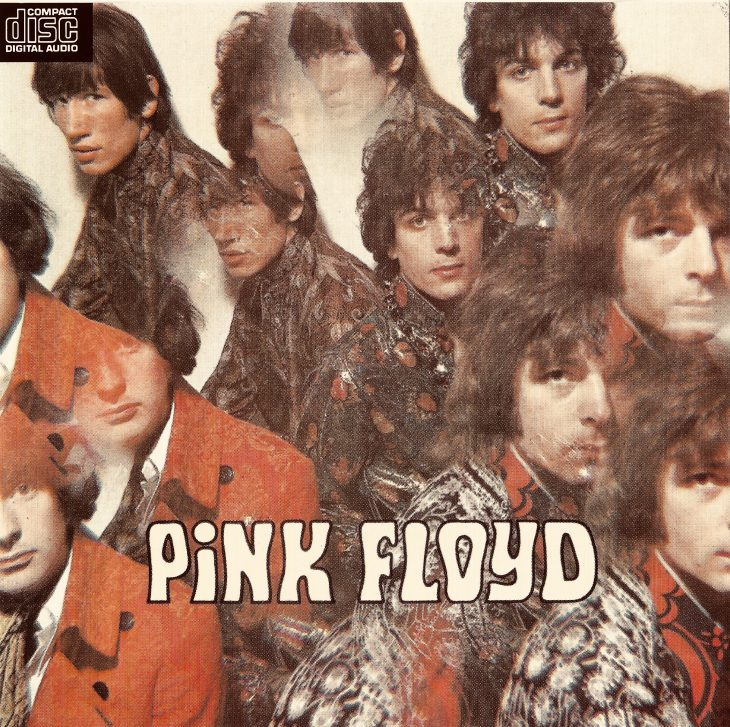 Das Cover der ersten Pink Floyd-Platte The Piper at the gates of Dawn""