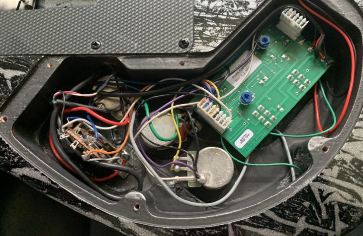 Test: Schecter C-1 FR S Silver Mountain Elektronik