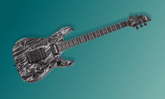 Test: Schecter C-1 FR S Silver Mountain E-Gitarre