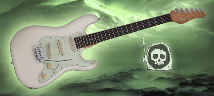 Schecter Nick Johnston Traditional SSS