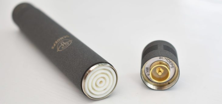 Schoeps CMC-64 CMC-1 MK4