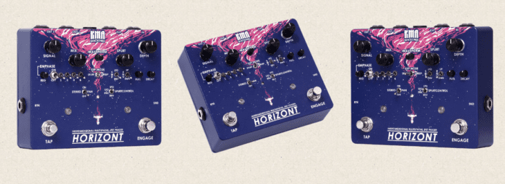Test KMA Audio Machines Horizont