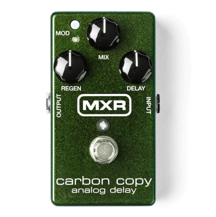 TEST MXR Carbon Copy Analog Delay